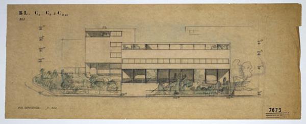 Le Corbusier Stuttgart