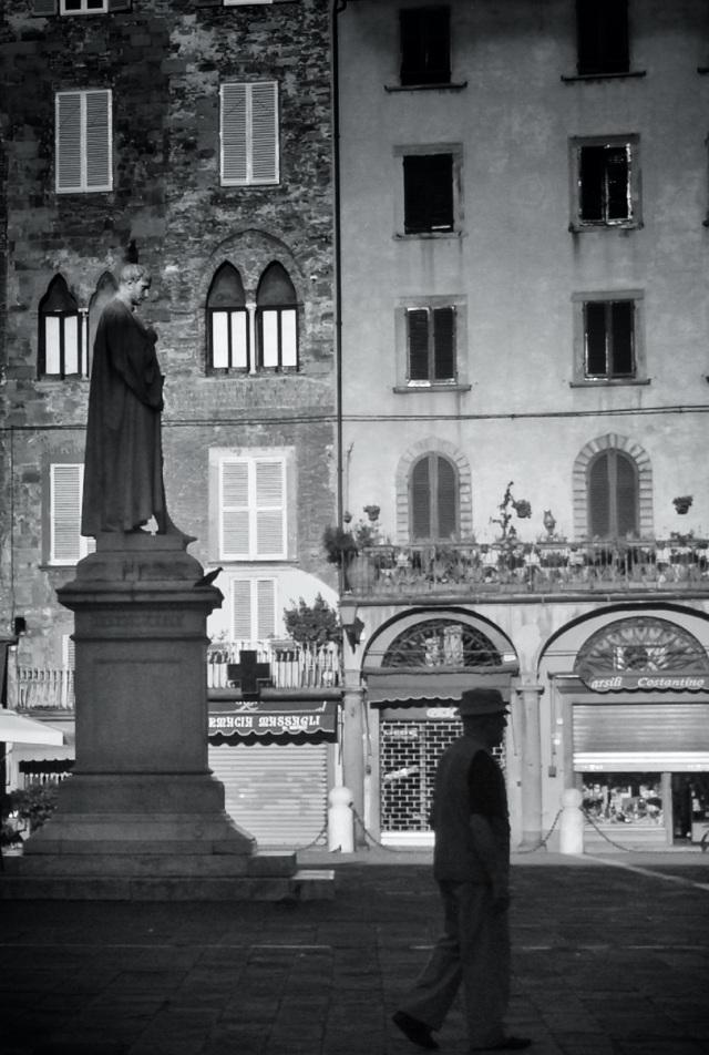 Lucca. Javier Ibarrola